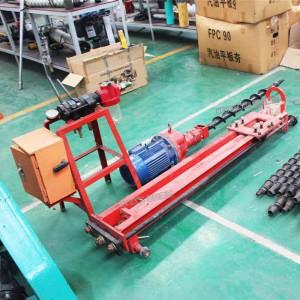 潜孔钻机全气动潜孔钻机电动潜孔钻机70型/100型潜孔钻机