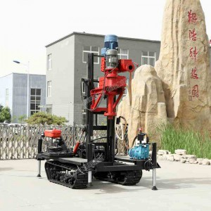 广西履带式反循环钻机100米大孔径地基打桩机厂家勘探钻机