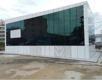 广东广州首座光伏储能电房投产