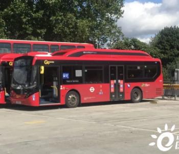 """伦敦打造""""全球最大汽车-电网""""项目,使用<em>比亚迪电动巴士</em>"""