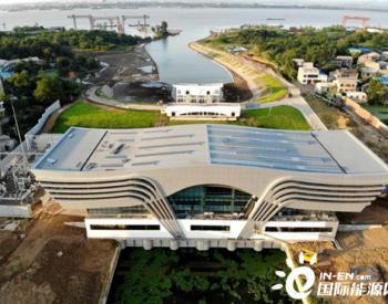湖北鄂州花马湖综合治理近期工程进入收官阶段