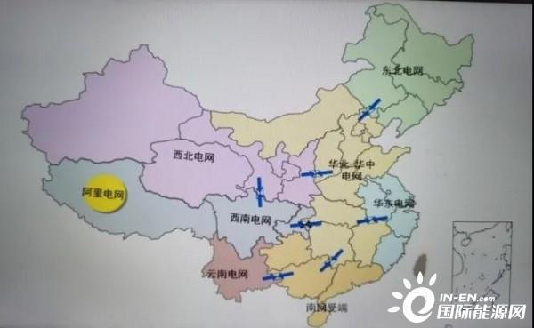 """""""东部、西部""""两大电网方案再现,""""全国一张同步网""""已被放弃?"""