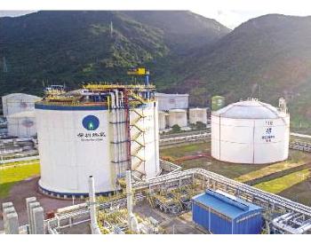 广东深圳市天然气储气调峰能力位居全国前列