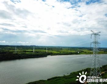 中国能建广东火电承建海南文昌<em>燃气</em>电厂外送220千伏线路工程全线贯通