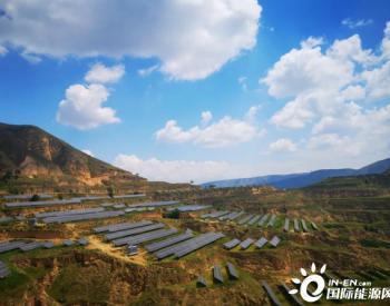 中国<em>石化</em>在甘肃东乡援建两座光伏发电项目