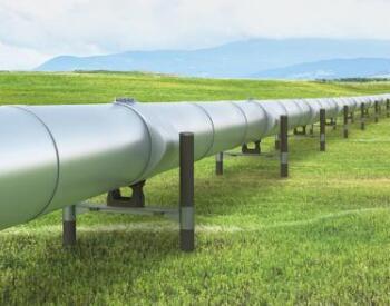 山西省内首条入廊燃气管道成功带气运行