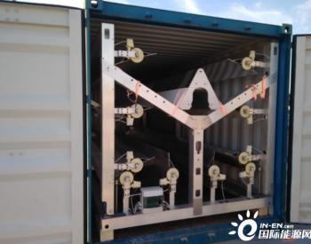 48小时集热场安装完成!西班牙成功开发新型模块化菲涅尔集热系统
