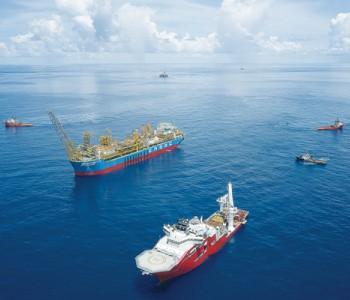 中国海油自营深水<em>油田项目</em>进度达92.92%