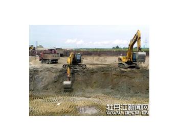 年处理垃圾43.8万吨,黑龙江省牡丹江市<em>生活垃圾焚烧发电厂项目</em>加紧施工