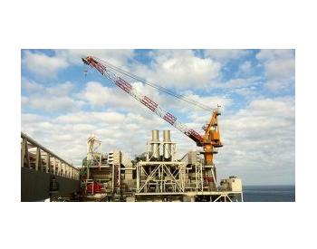 利勃海尔海上起重机将用于<em>阿塞拜疆</em>石油平台建设