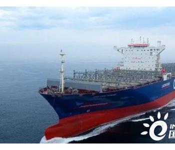 全球首艘<em>LNG</em>动力超大型集装箱<em>船</em>即将交付