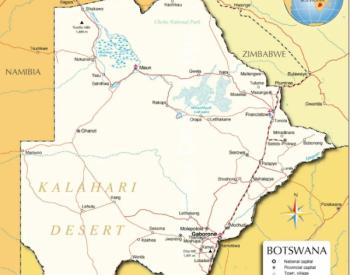 博茨瓦纳与纳米比亚签署5GW太阳能项目协议
