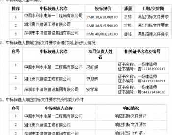 中标丨中广核<em>广西</em>乐业逻沙51MW<em>风电项目</em>风机基础 箱变基础、道路、风机安装平台工程...