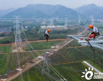 浙江杭州亚运会配套500千伏电力迁改工程进入冲刺阶段