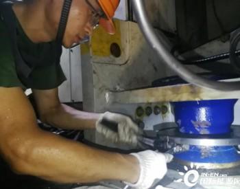龙源电力<em>浙江</em>温岭东海塘风电场创新完成偏航减速箱更换