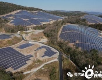 韩华能源竣工美国德克萨斯州最大的光伏项目建设