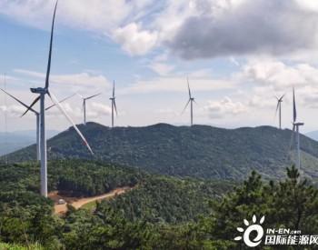 福建尤溪汤川风电场项目实现当日全容量并网