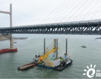 26层楼<em>海上风电作业平台</em>成功安全通过福平公铁大桥