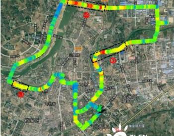 安徽六安城区开展空气质量走航监测