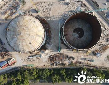 寰球六建马来西亚<em>LPG</em>项目建设纪实