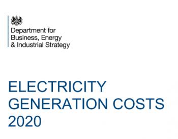 英国政府大幅下调对光伏风电成本预测,2025年仅为<em>燃气发电</em>的一半