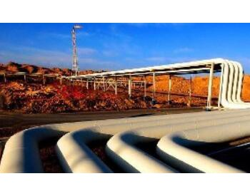 """""""自由""""跨越式发展区内新建世界上最大的天然气化工项目"""