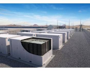 GE公司英国首个直流耦合电网<em>电池储能</em>系统开工