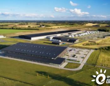 苹果建设全球最大风力<em>发电厂</em>,支撑丹麦新数据中心