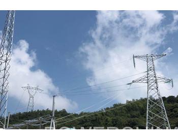 江西万安高山嶂风电外送输变电工程顺利投运