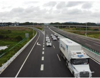 98个智能网联汽车相关场景!湖南长沙建成全国首条支持自动驾驶的智慧高速