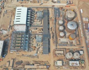 柬埔寨重油天然<em>气</em>双燃料电站厂用受电一次成功