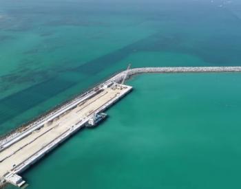 <em>中国</em>能建葛洲坝三公司承建新疆阿尔塔什项目生态电站调压井完工