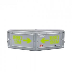 敏华智能应急照明DC36V防水型米标灯