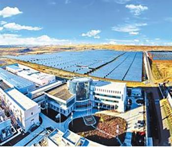河北张家口全力建设国家级可再生能源示范区 可再生能源发电总量占比近半