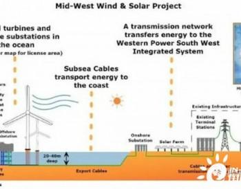 <em>澳大利亚</em>第二个海风项目,油气公司开发1.1GW!