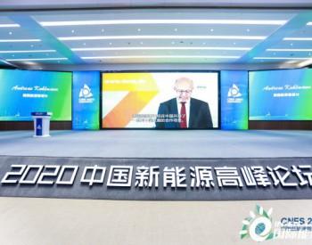 德国能源署署长:中国海上风电发展看江苏盐城
