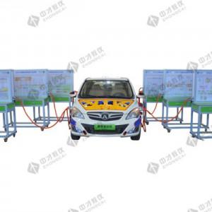 新能源汽车科教设备 新能源汽车解剖检测实训系统