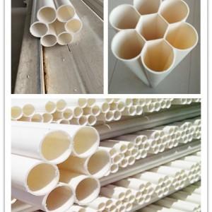 山东通信HDPE七孔梅花管各种规格%烟台穿线电力管生产厂家