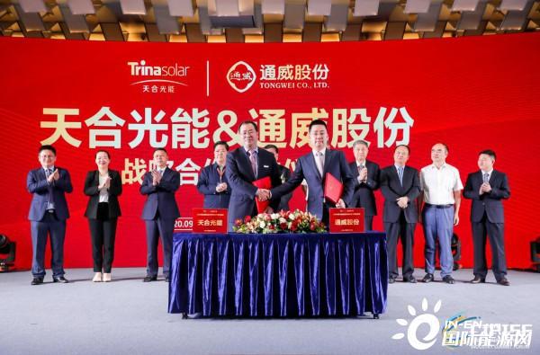 """""""光伏新十年 赋能新创变"""" 2020第三届中国国际光伏产业高峰论坛隆重举行"""