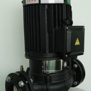 GD40-15立式管道离心泵