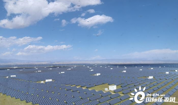"""青海海南着力把园区打造成为""""三个千万千瓦级""""清洁能源"""