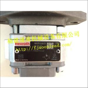 力士乐内啮齿轮泵PGF1-21 1.7RE01VU2