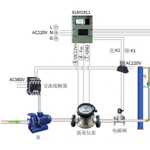 合肥ELM1808C定量装车系统 定量控制仪 生产厂家科的星