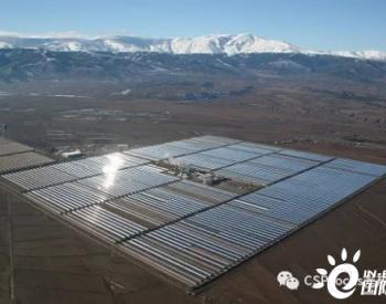 西班牙八月光热发电量占总发电量的3.56%