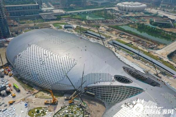 """预计减排二氧化碳1.45万吨 杭州电网助力""""零碳""""亚运"""