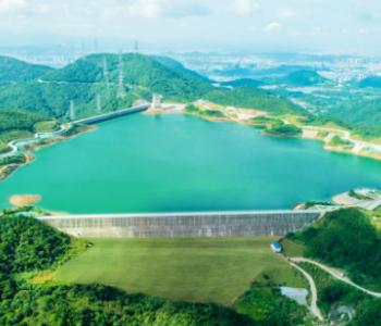 中国<em>水电八局</em>参建的深圳抽水蓄能电站竣工