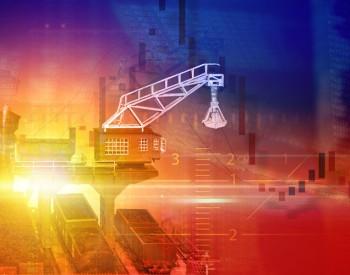 冀中能源集团在新疆的煤矿开工了
