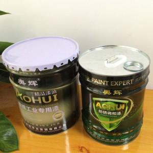 耐候型丙烯酸防腐面漆油漆 户外机械设备防锈漆