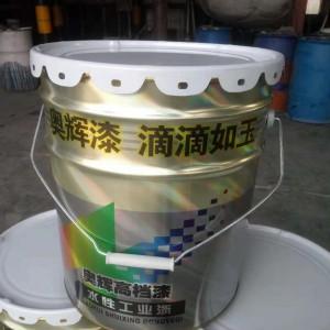 双组份聚氨酯漆波纹锤纹漆工程机械防腐 室外耐用聚氨酯漆