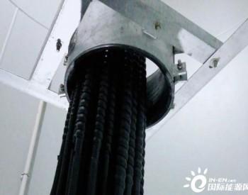 国电河南大岭风电场开展扭缆平台改造工作